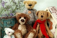 Nanas Teddies and Toys