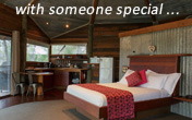 Romantic escape exclusively for couples